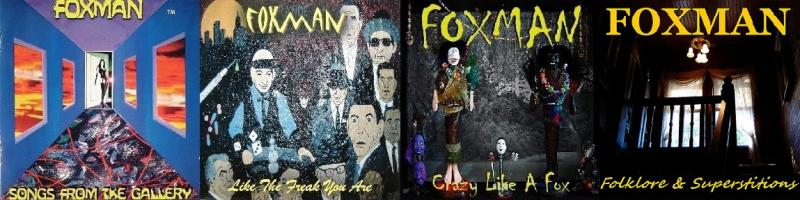The Complete Foxman Set