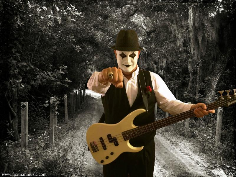 The mime at the crossroads (www.foxmanmusic.com)